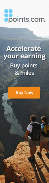 Buy points and miles and get to your reward faster.