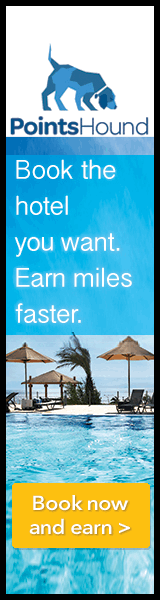Pointshound: Earn hundreds of miles and points with every hotel booking.