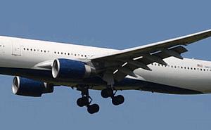 Delta Air Lines Airbus A330-323X.