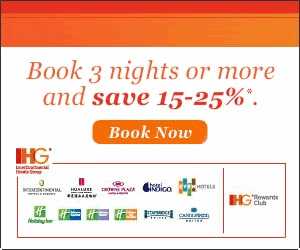 Ihg Hotels 3 Nights A Dream Promotion Save 15 25 On Stays In Canada